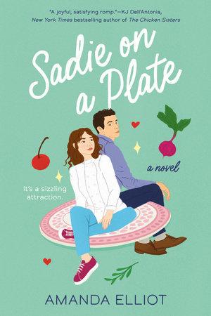 Sadie on a Plate