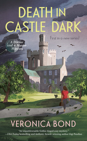 Cover image for Death in Castle Dark