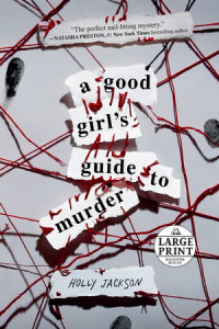 Cover of A Good Girl\'s Guide to Murder cover