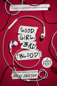 Cover of Good Girl, Bad Blood cover