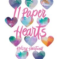 Cover of 11 Paper Hearts cover