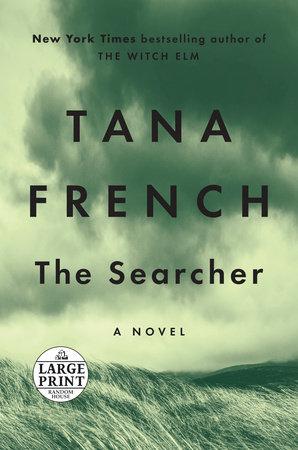 The Searcher book cover