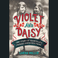 Cover of Violet and Daisy cover