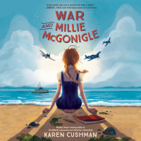 Cover of War and Millie McGonigle cover
