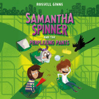 Cover of Samantha Spinner and the Perplexing Pants cover