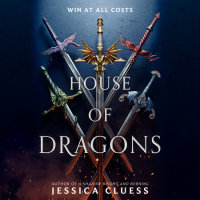 Cover of House of Dragons cover