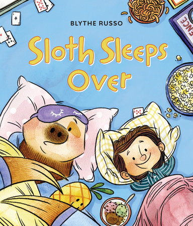 Sloth Sleeps Over