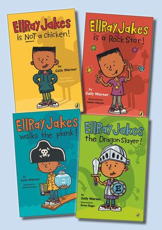 EllRay Jakes: 4-Book Set
