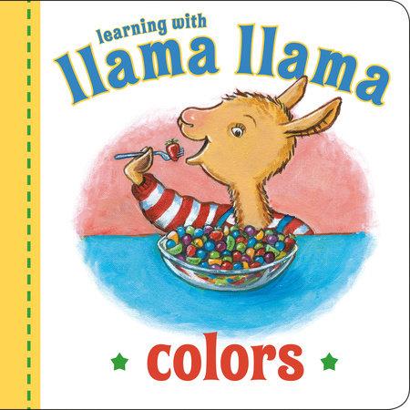 Llama Llama Colors