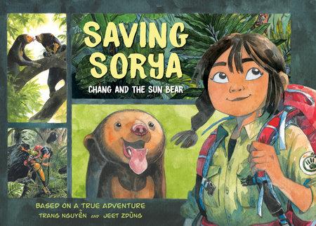 Saving Sorya: Chang and the Sun Bear