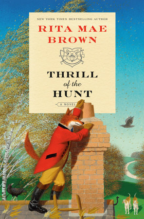 Thrill of the Hunt book cover