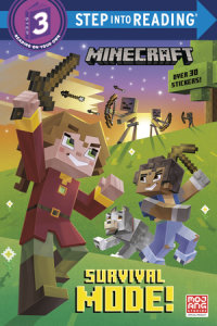 Book cover for Survival Mode! (Minecraft)