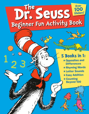 The Dr. Seuss Beginner Fun Activity Book