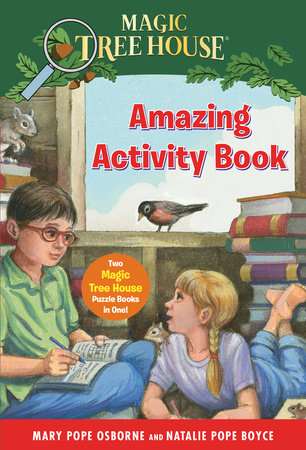 Magic Tree House Amazing Activity Book