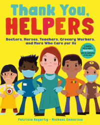 Book cover for Thank You, Helpers