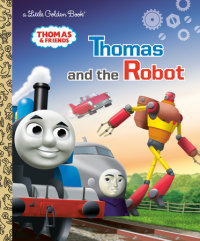 Book cover for Thomas and the Robot (Thomas & Friends)