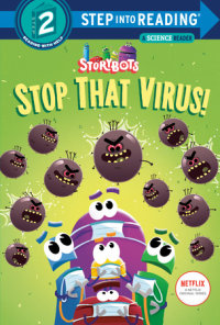 Cover of Stop That Virus! (StoryBots) cover