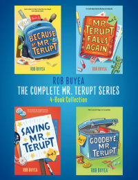 Book cover for The Complete Mr. Terupt Series
