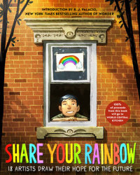 Cover of Share Your Rainbow cover