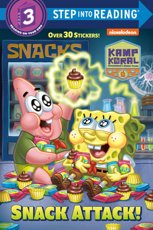 Snack Attack! (Kamp Koral: SpongeBob's Under Years)