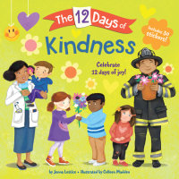 Book cover for The 12 Days of Kindness