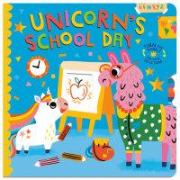 Book cover for Unicorn\'s School Day