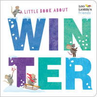 Book cover for A Little Book About Winter