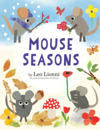 Book cover for Mouse Seasons