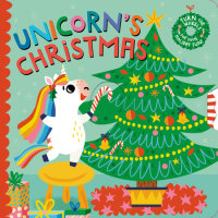 Book cover for Unicorn\'s Christmas