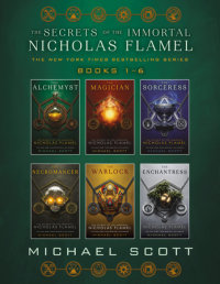 Book cover for The Secrets of the Immortal Nicholas Flamel Complete Collection (Books 1-6)