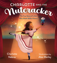 Cover of Charlotte and the Nutcracker cover