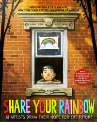 Cover of Share Your Rainbow