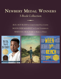Book cover for Newbery Medal Winners Three-Book Collection