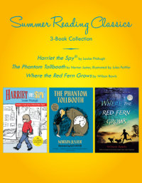 Book cover for Summer Reading Classics Three-Book Collection