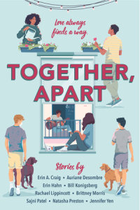Book cover for Together, Apart