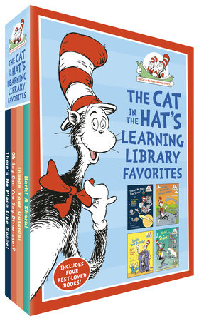 The Cat in the Hat's Learning Library Favorites
