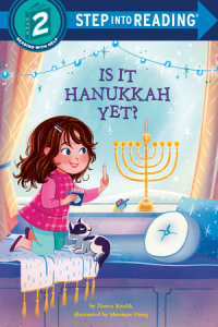 Book cover for Is it Hanukkah Yet?