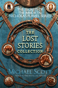 Book cover for The Secrets of the Immortal Nicholas Flamel: The Lost Stories Collection