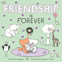 Cover of Friendship Is Forever cover