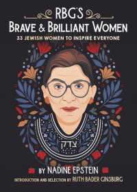 Cover of RBG\'s Brave & Brilliant Women cover
