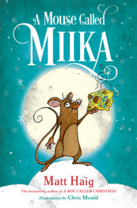 Book cover for A Mouse Called Miika