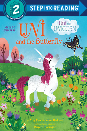 Uni and the Butterfly (Uni the Unicorn)