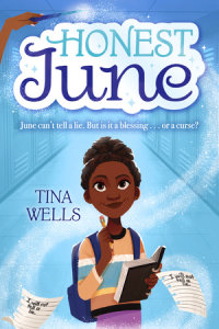 Cover of Honest June cover