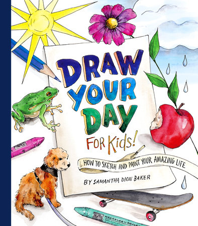 Draw Your Day for Kids!