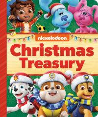 Book cover for Nickelodeon Christmas Treasury (Nickelodeon)