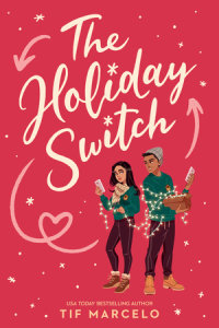 Book cover for The Holiday Switch