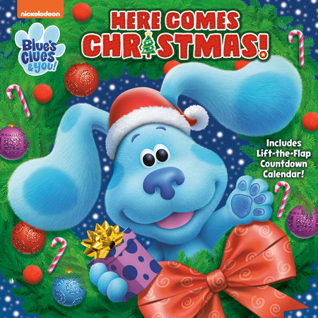 Here Comes Christmas! (Blue's Clues & You)