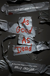 Book cover for As Good as Dead