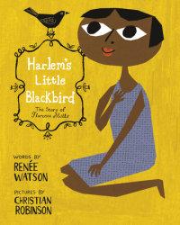 Book cover for Harlem\'s Little Blackbird
