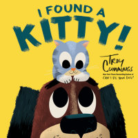 Cover of I Found A Kitty! cover